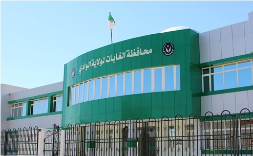 Conservation des forêts de la wilaya El Oued