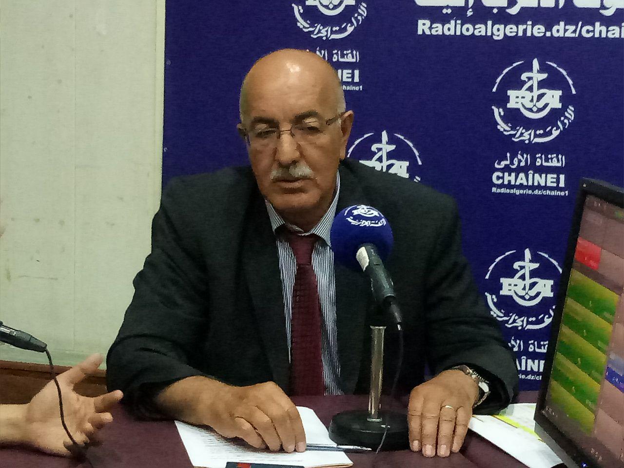 Monsieur MAHMOUDI Ali, le nouveau directeur général