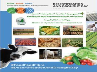 Célébration de la Journée Mondiale de la Lutte Contre la Désertification