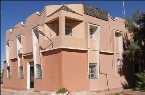 Conservation des forêts de la wilaya de Tindouf